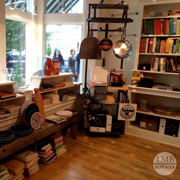 Cookbooks and food books