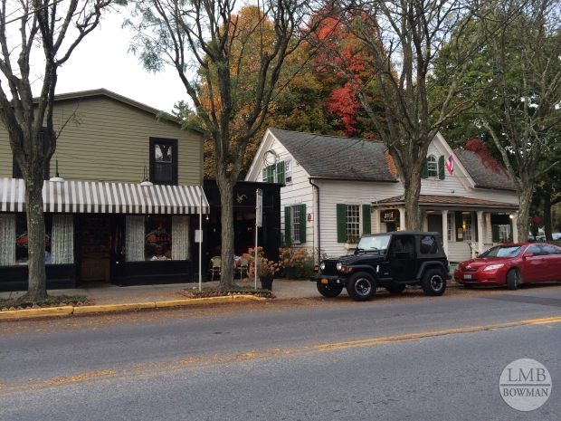 Streets of Rhinebeck