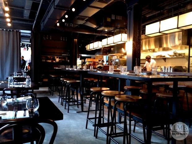 Forager's restaurant