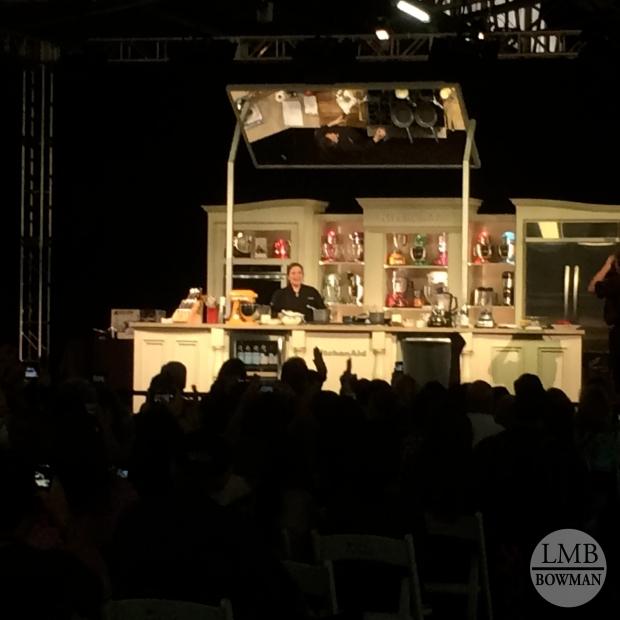 Most recent Iron Chef, Alex Guarnaschelli