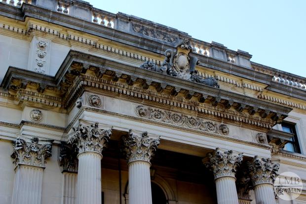 Front of the Vanderbilt