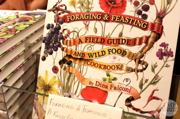 Foraging & Feasting: A Field Guide & Wild Food Cookbook by Dina Falconi Illustrated by Wendy Hollender