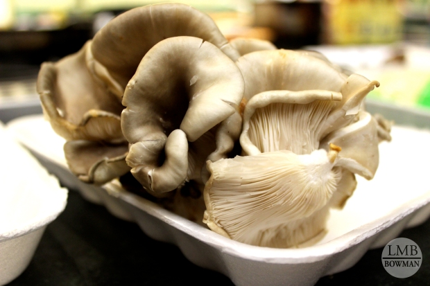 There is a wide variety of oyster mushrooms both cultivated and wild.