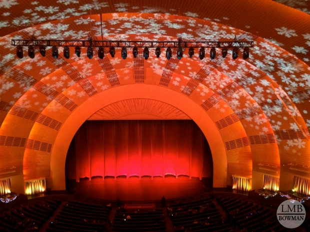 Inside Radio City