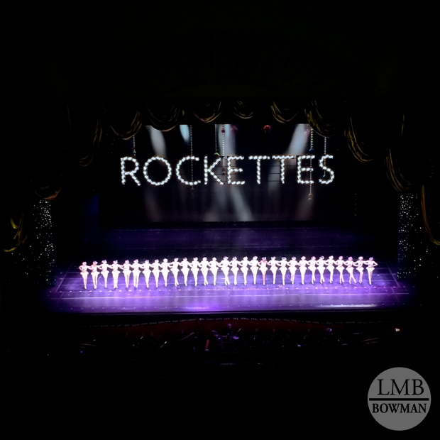 Going to the Rockette's has always been a family tradition for me so it felt strange not to be seeing it with them this year! I still had a fantastic time with my friends!