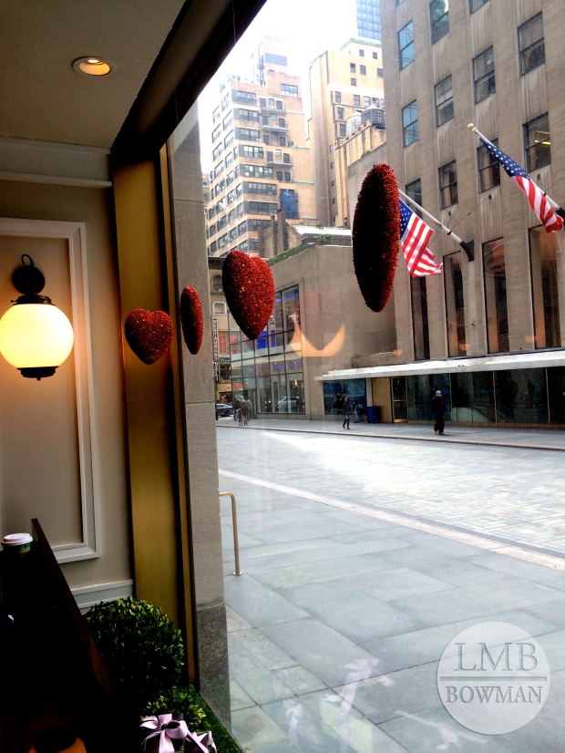 We continued the day of eating by stopping at Bouchon bakery in Rockefeller Center.